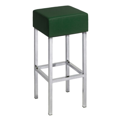 Barhocker Cube, grün
