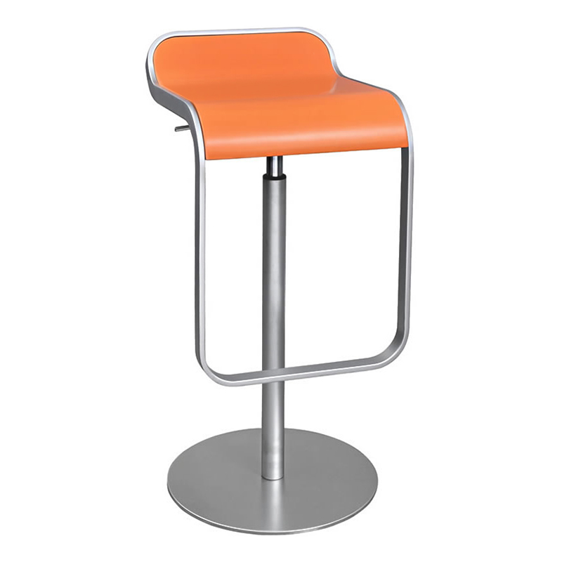 Lem orange dlse mietm bel for Barhocker orange