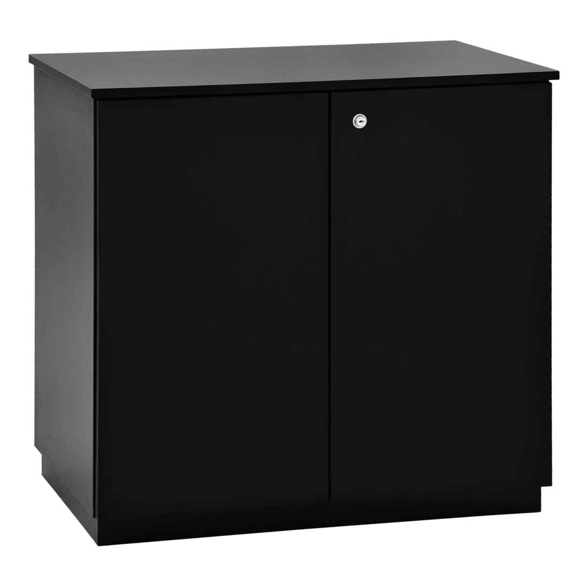 sideboard schwarz dlse mietm bel. Black Bedroom Furniture Sets. Home Design Ideas