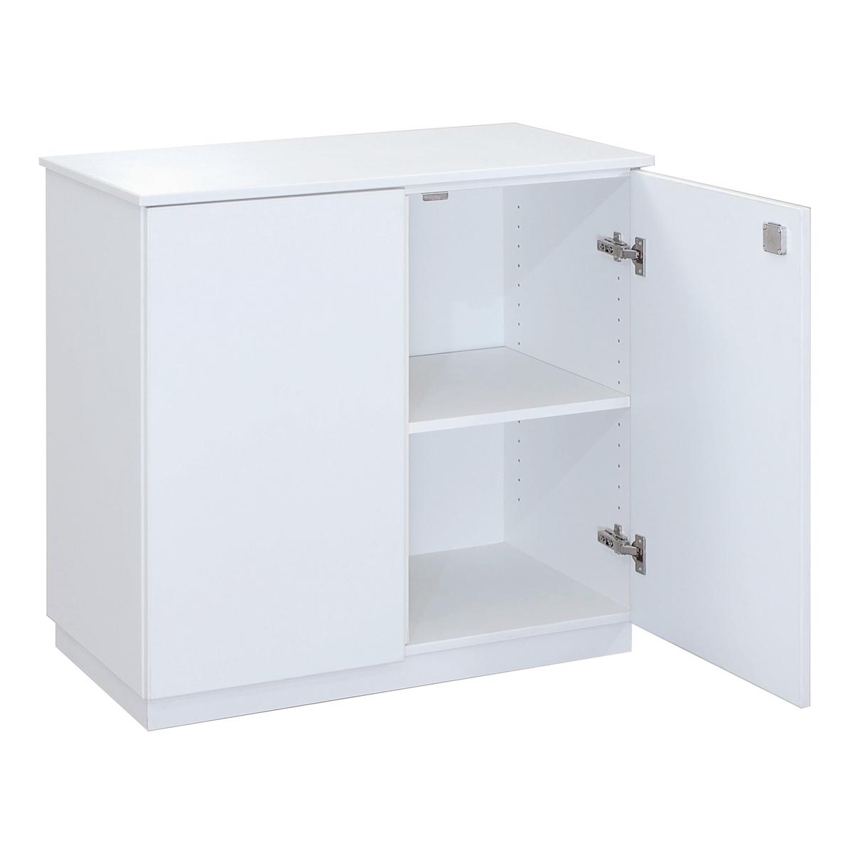Sideboard, weiß