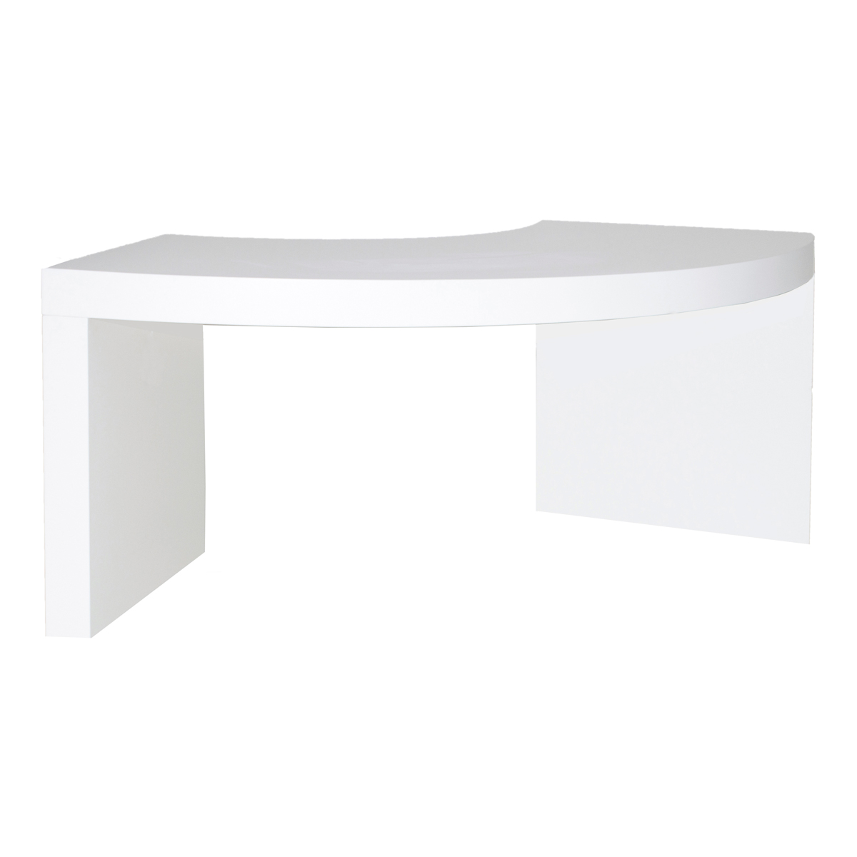 Sitztisch Blanco Curve