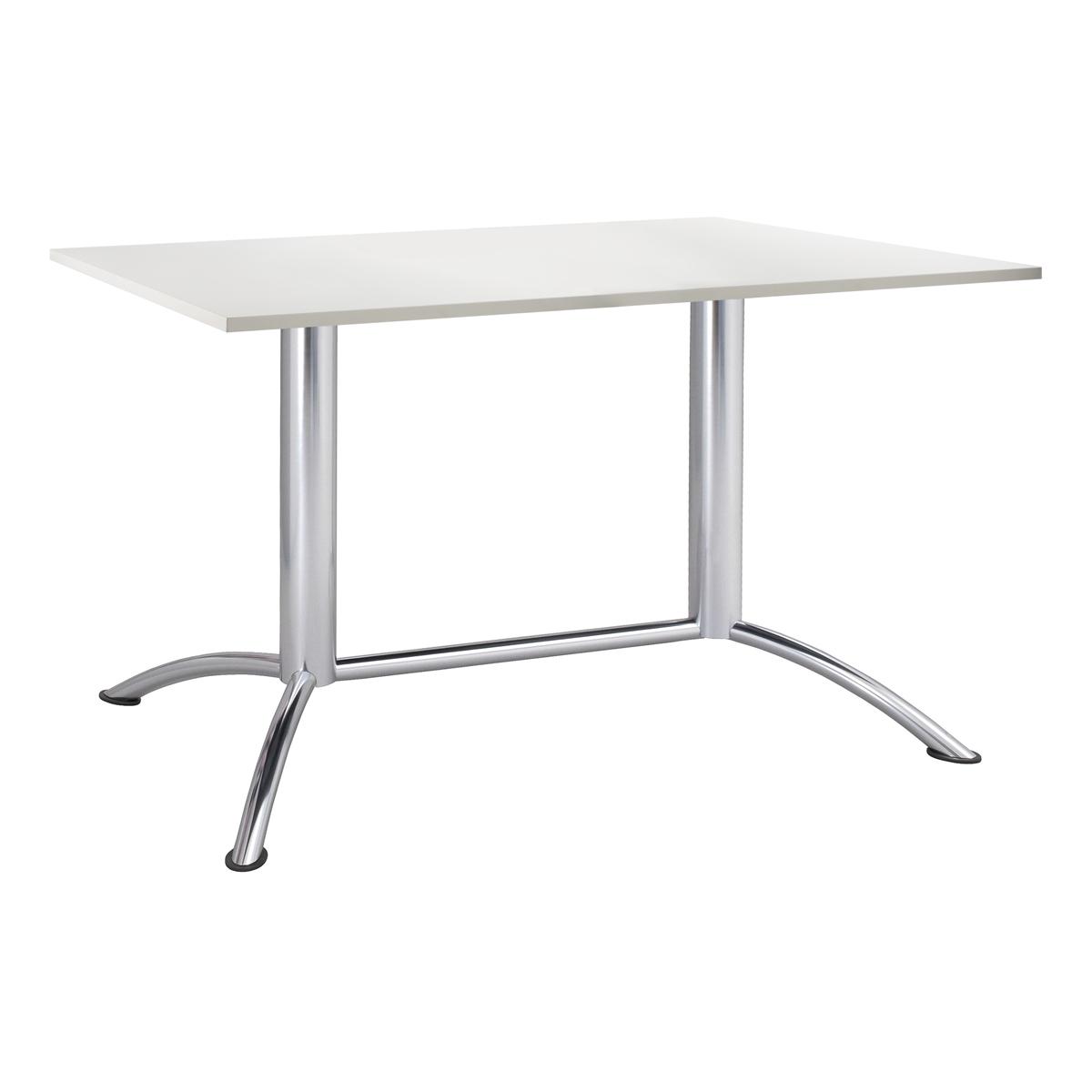 Sitztisch Surf, weiß