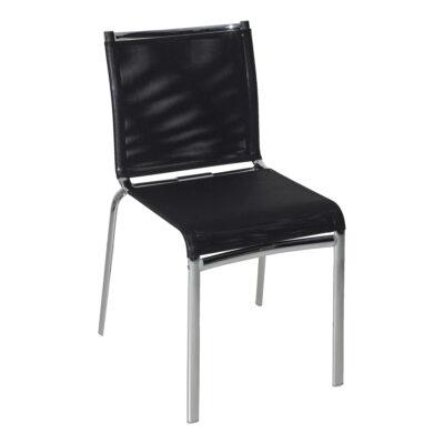 Stuhl Net, schwarz