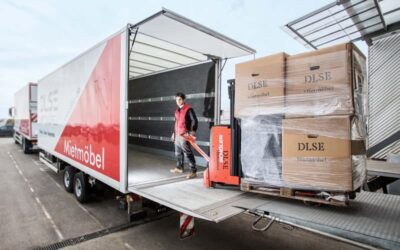DLSE Mietmöbel in Stuttgart mit Transport und Service