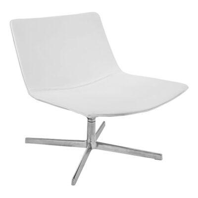 Sessel Catifa 60 Lounge, weiß