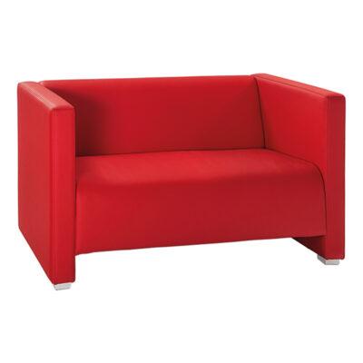 Sofa Zürich, rot