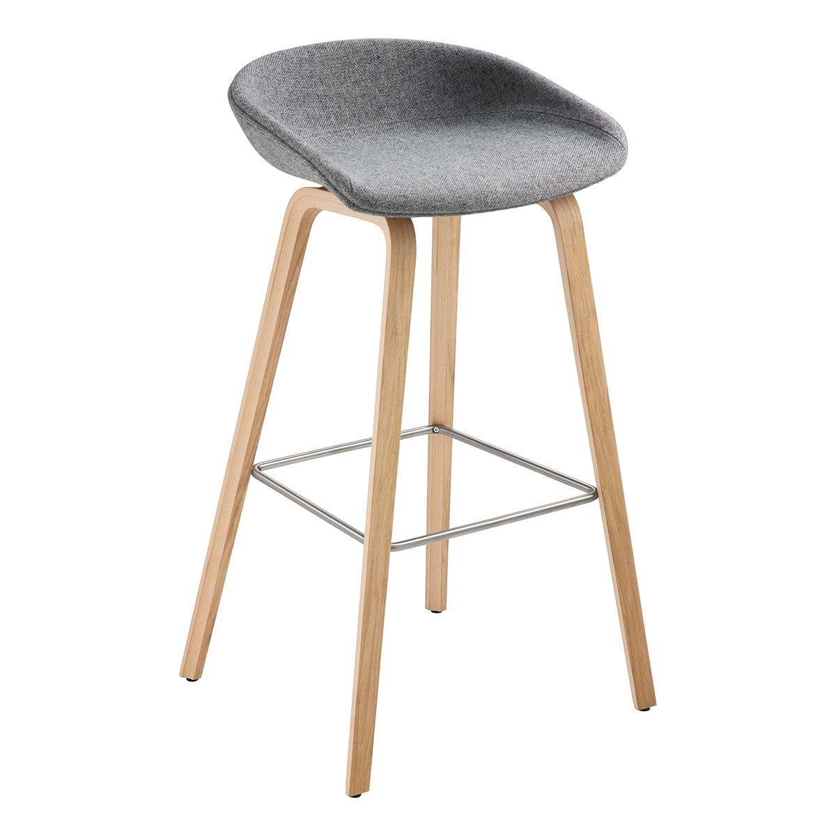 About a stool gepolstert dlse mietm bel for Barhocker gepolstert