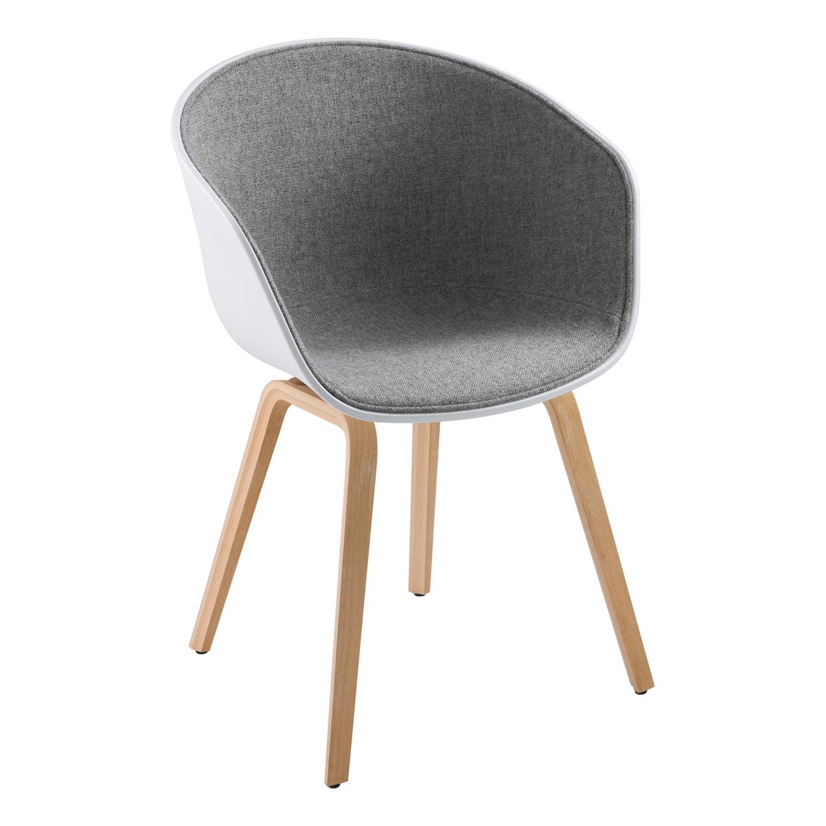 Stuhl About a Chair, innen gepolstert