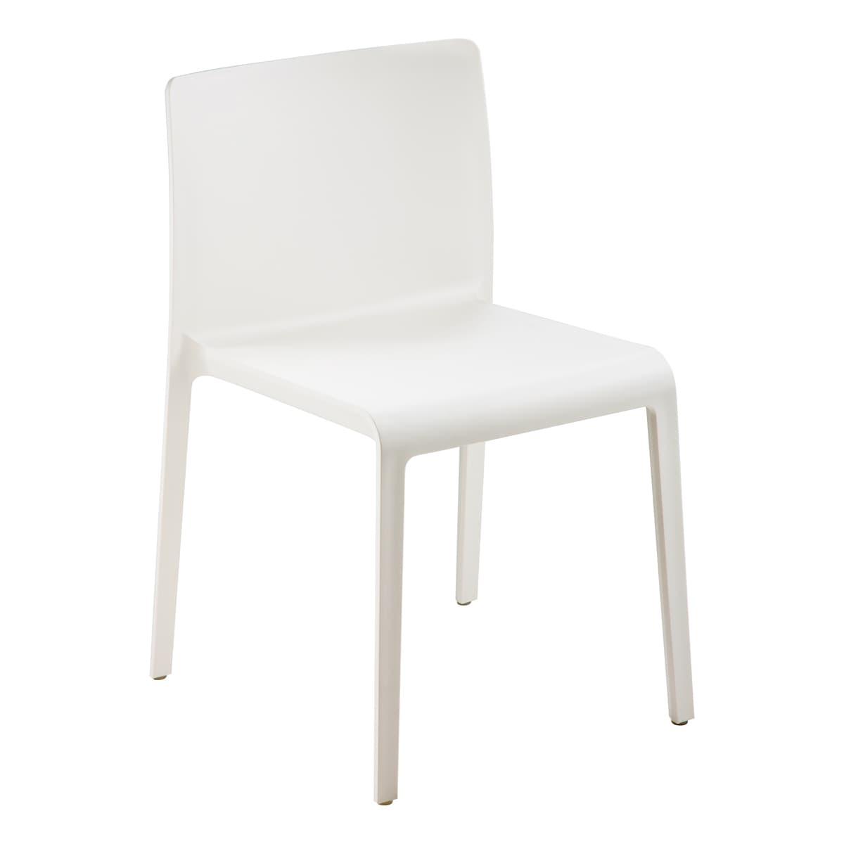 Stuhl Volt, weiß
