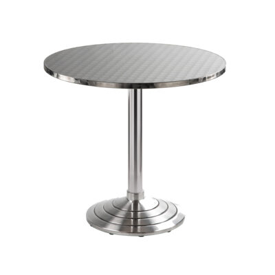 Table de siège Athenrond en inox