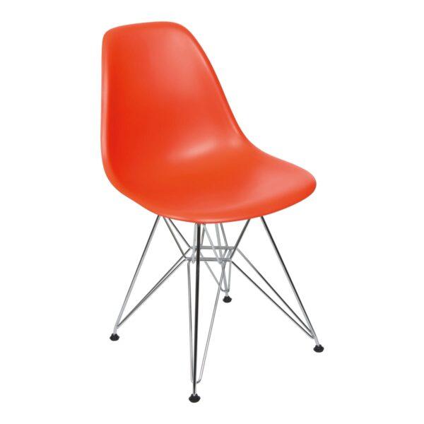 Stuhl DSR, poppy red