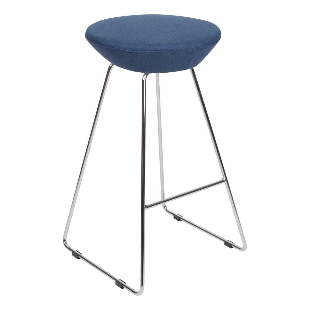 Barhocker Basko, blau
