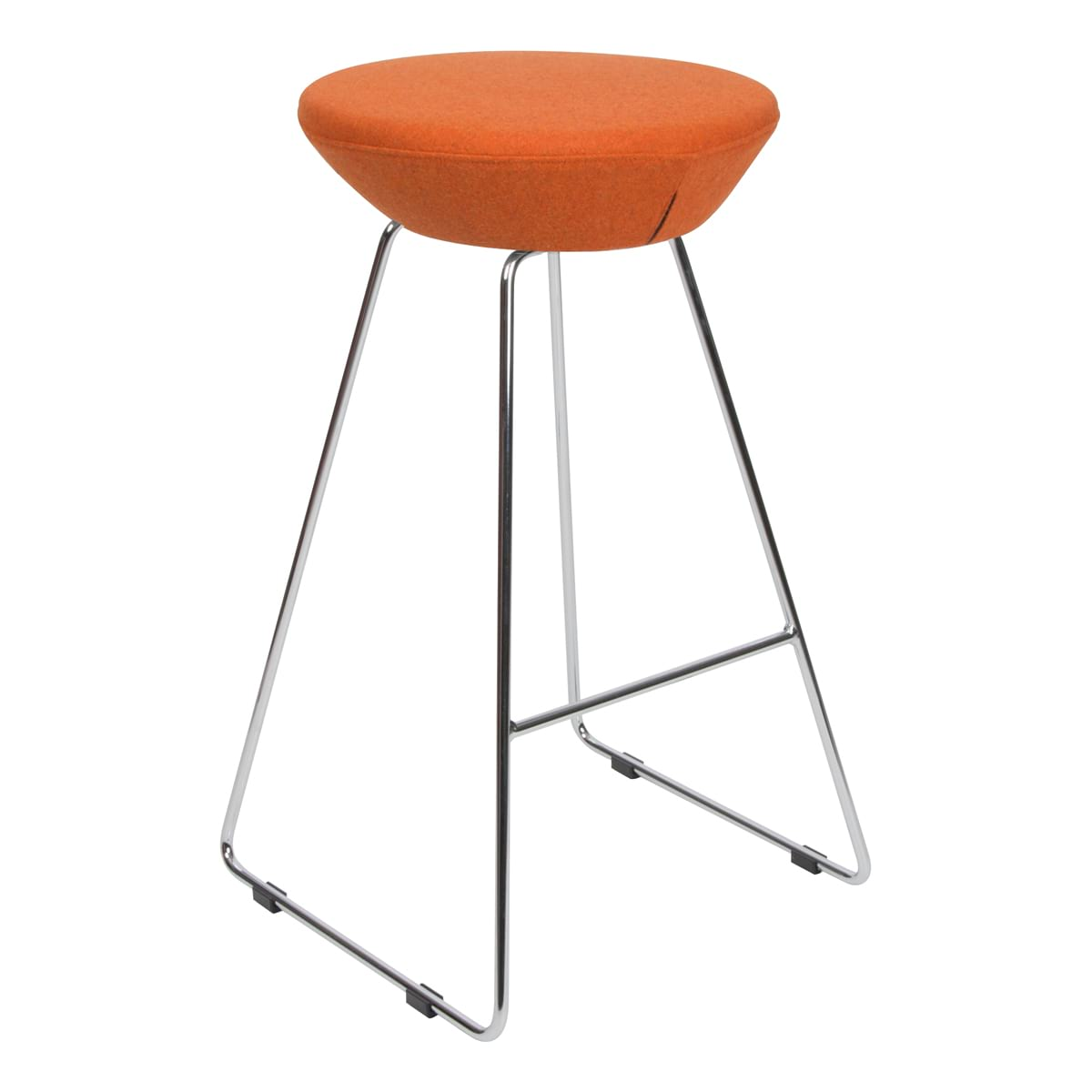 Barhocker Basko, orange