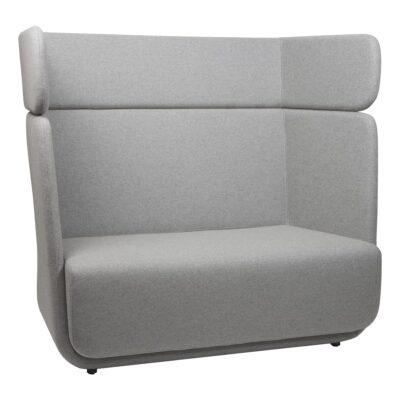 Sofa Basket, hellgrau
