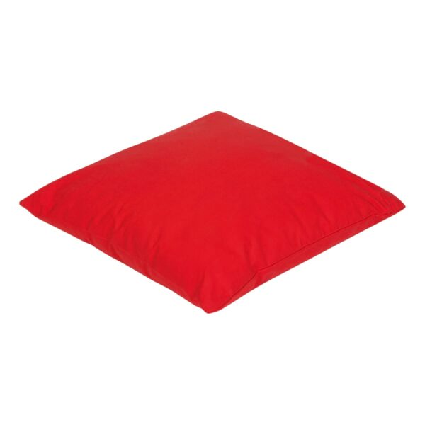Dekokissen, rot