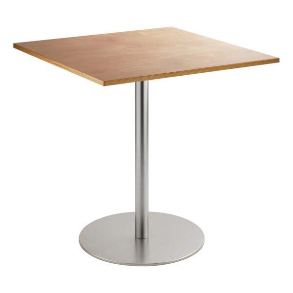 Sitztisch Brio, eckig, Buche