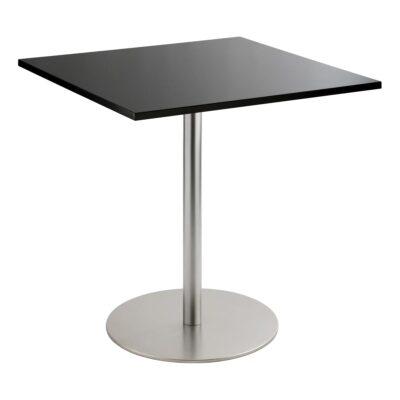Table basse Brio, angulaire, noire
