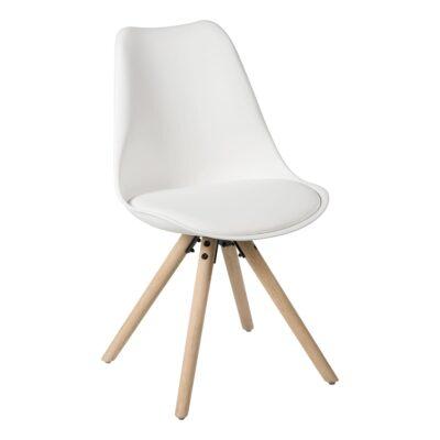 Stuhl Orso, weiß