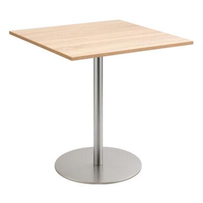 Sitztisch Brio, eckig, Eiche hell