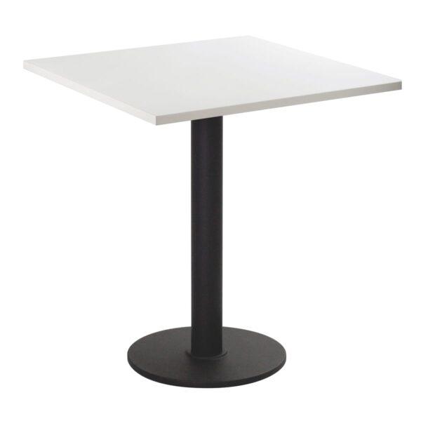 Sitztisch Modo, eckig, weiß